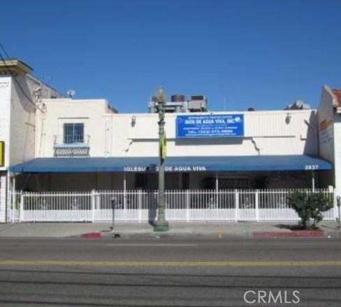 2837 W Pico Boulevard, Los Angeles, CA 90006