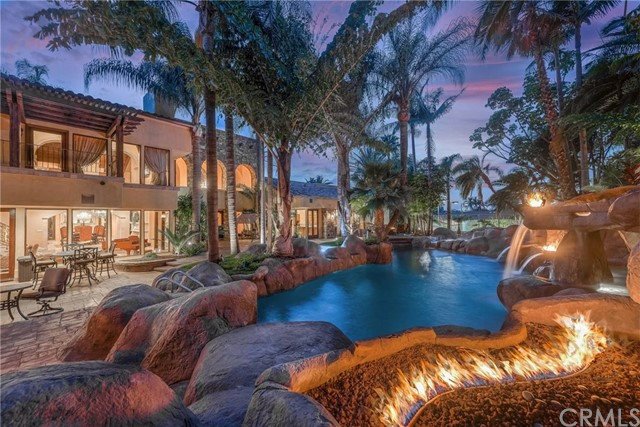 190 S Cobblestone Lane 92807 - One of Most Expensive Homes for Sale