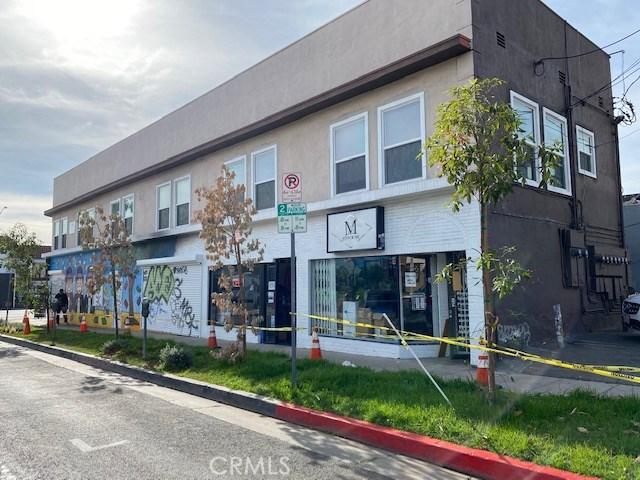 705 Sierra Bonita Avenue, Los Angeles, California 90046, ,Commercial Sale,For Sale,Sierra Bonita,CV21010808