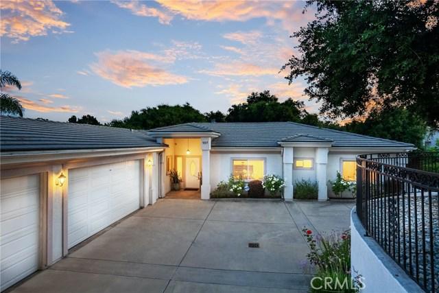 107 Spinks Canyon Road, Bradbury, CA 91008