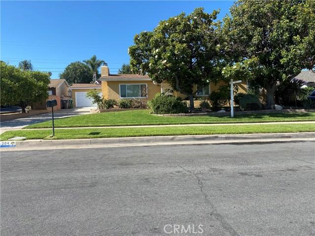 204 W Old Mill Road, Corona, California