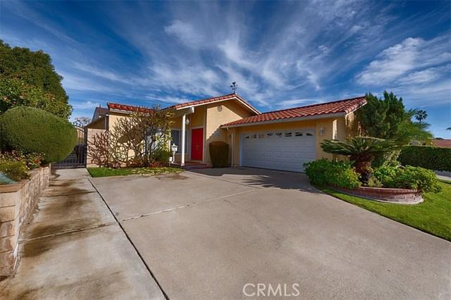 1701 Chevy Chase Drive, Brea, CA 92821
