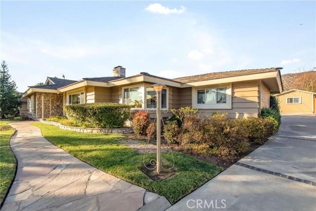 817 Huerta Verde Rd, Glendora, CA 91741