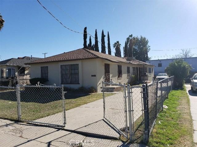 547 W 16th Street, San Bernardino, CA 92405