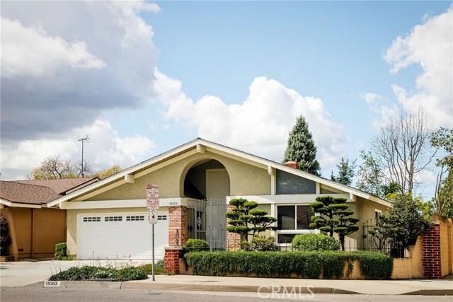 18303 Parkvalle Avenue, Cerritos, CA 90703