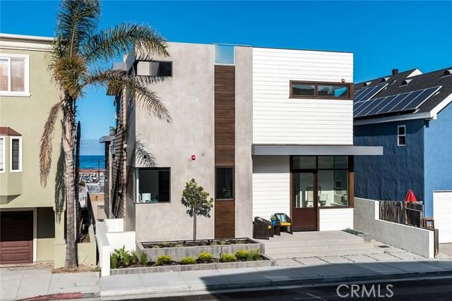 1121 Manhattan Ave, Hermosa Beach, California 90254, 4 Bedrooms Bedrooms, ,2 BathroomsBathrooms,For Sale,Manhattan Ave,SB18116434