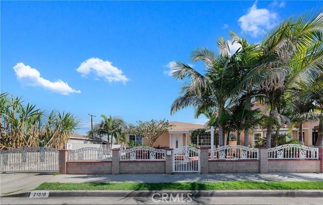 21918 Juan Avenue, Hawaiian Gardens, CA 90716