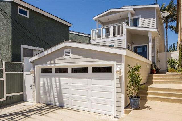 511 2nd Street- Hermosa Beach- California 90254, 3 Bedrooms Bedrooms, ,1 BathroomBathrooms,For Sale,2nd,SB18098379