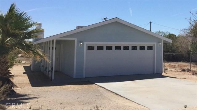 72847 Desert Trail Drive, 29 Palms, CA 92277