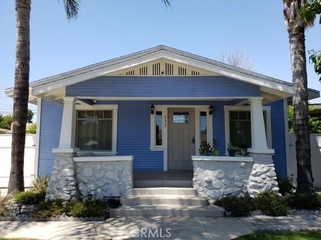 535 W Center Street, Pomona, CA 91768