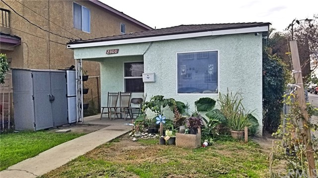 Welcome to the perfect starter home right in the heart of Los Angeles! One of the lowest priced homes in the area featuring 3 bedrooms and 1 bathroom. This home has been updated with laminate type flooring in the bedrooms and living room with tile in the kitchen, laundry room and bathroom. The property features an updated kitchen with granite countertops, updated cabinets & dual paned windows throughout as well. For extra privacy, a chain link fence surrounds the entire property with parking for a minumum of 3 cars in the rear. Just minutes from Downtown LA, the Metro Rail, Public Transportation and the 105 and 710 freeways. You do not want to miss out on this affordable little gem! Call to schedule your appointment to view this home now!