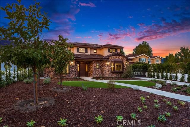 地址: 1143 Paloma Drive, Arcadia, CA 91007