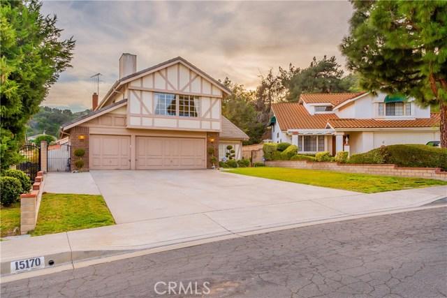 15170 El Selinda Drive, Hacienda Heights, CA 91745