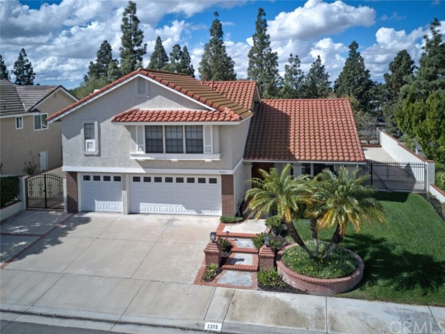 One of Two Story Yorba Linda Homes for Sale at 5315  VIA CARTAGENA