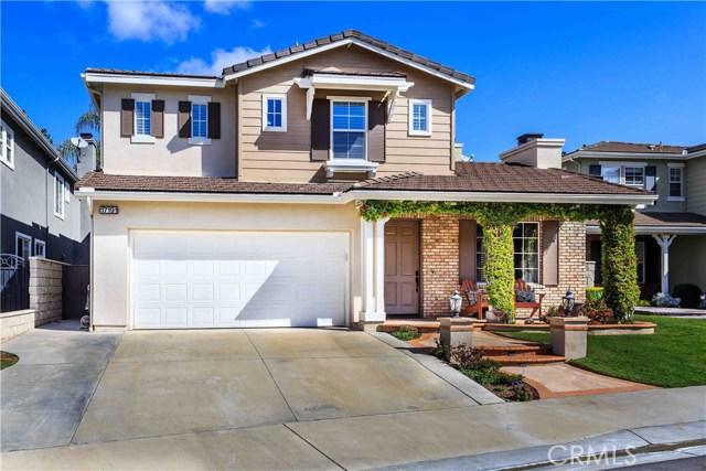 17191 Fremont Lane, Yorba Linda, CA 92886