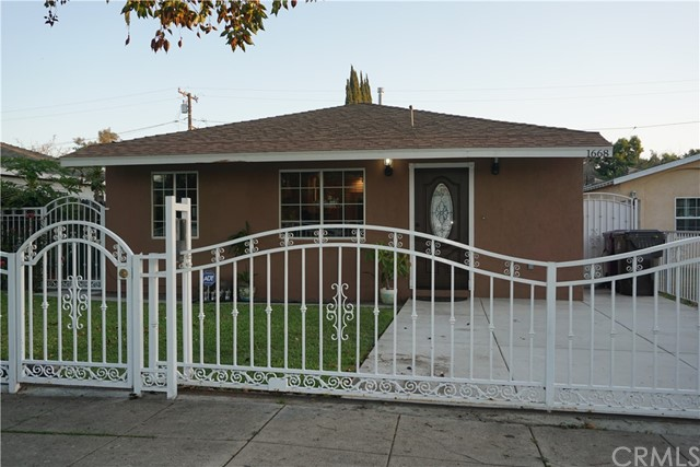1668 E 64th Street, Long Beach, CA 90805