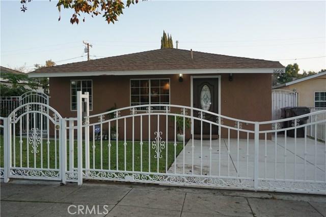 1668 E 64th Street, Long Beach, CA 90805