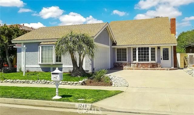 1249 N Willet Circle, Anaheim Hills, CA 92807