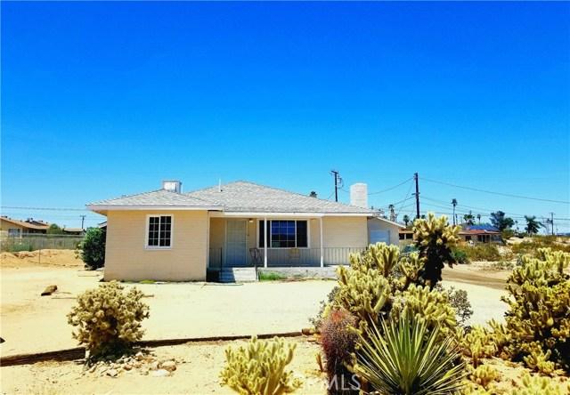 73598 Sunnyvale Drive, 29 Palms, CA 92277