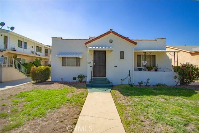 209 N 16th Street, Montebello, CA 90640
