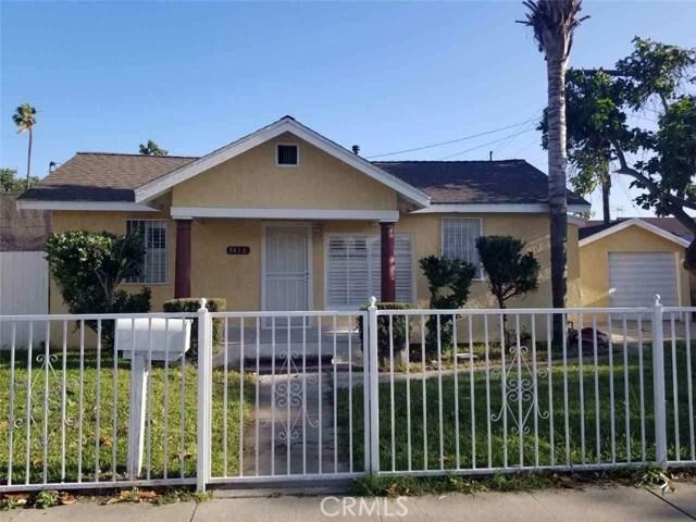 3416 Southern Avenue, South Gate, CA 90280