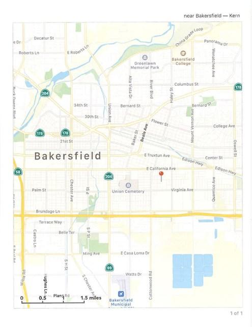 0 O, Bakersfield, CA 93263