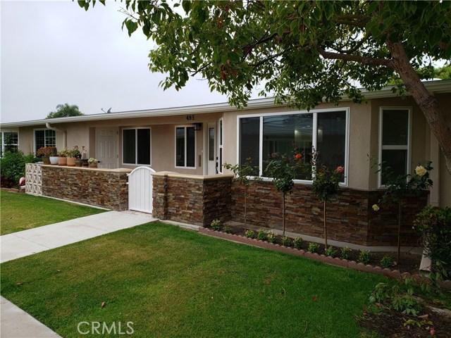 1771 Sunningdale Road 49E  M-14, Seal Beach, CA 90740