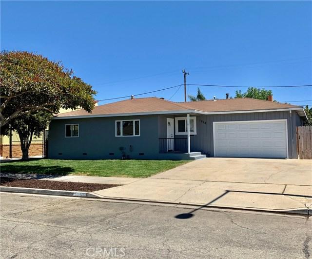 1654 N Mcclelland Street, Santa Maria, CA 93454