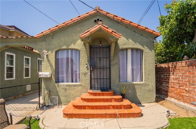 3339 Folsom Street, Los Angeles, CA 90063