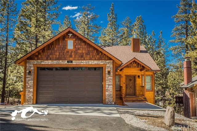 503 Woodside Drive, Big Bear, CA 92314