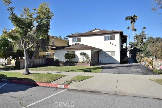 933 N Alameda Avenue, Azusa, CA 91702