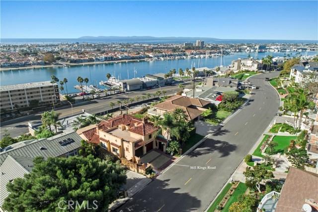 1611 Kings Road, Newport Beach, CA 92663
