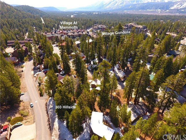 303 Hillside Drive, Mammoth Lakes, CA 93546