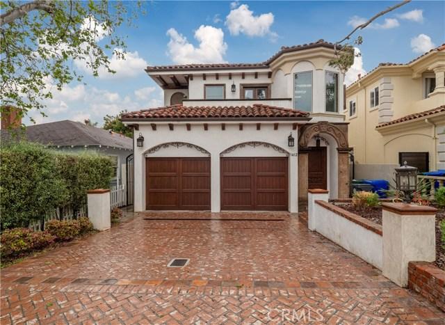 1412 Walnut Avenue, Manhattan Beach, California 90266, 4 Bedrooms Bedrooms, ,4 BathroomsBathrooms,For Sale,Walnut,SB20090593