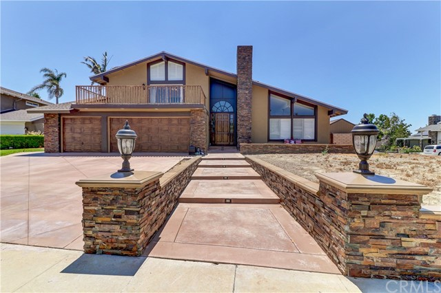 One of Two Story Orange Homes for Sale at 5304 E Playano Avenue