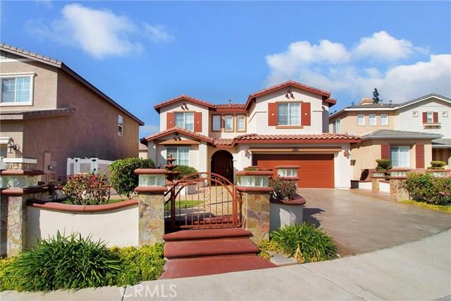 8295 E Brookdale Lane, Anaheim Hills, CA 92807
