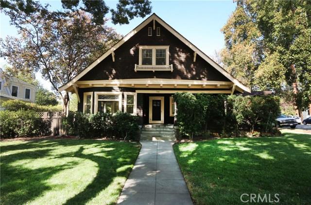 743 Harvard Avenue, Claremont, CA 91711