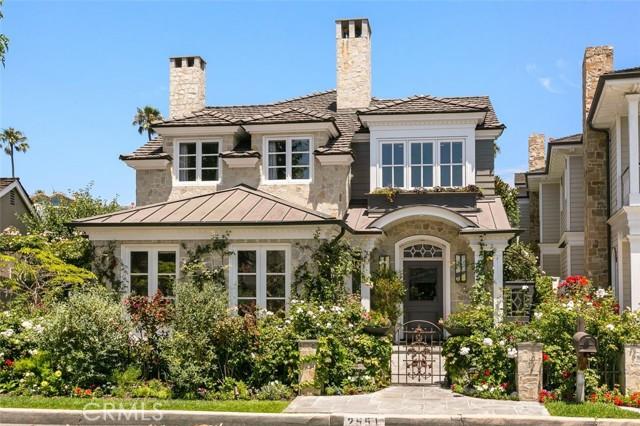 2551 Vista Drive, Newport Beach, CA 92663