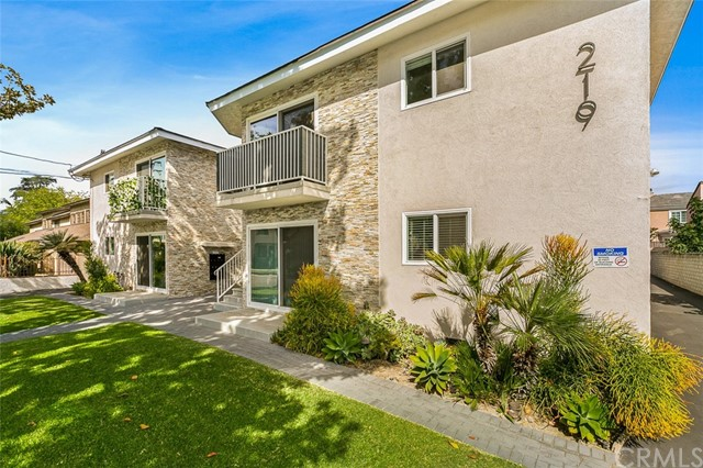219 California Street is an 8-unit turn-key, fully upgraded apartment in the City of Arcadia, California. The property is located within the award-winning Arcadia School District. This offering presents a rare opportunity for investors to acquire a ready to operate and cash-flow property in a superb location; the property is surrounded by condominiums on all sides. The area has a superb demographics with average household income of $102,980 within a mile radius! This offering provides a high 3.81% CAP Rate with 4.37% Proforma CAP Rate.  The property is a large 8,577 square foot building and situated on a large 11,267 square feet lot. It offers excellent unit mix with ALL three bedroom and two bath units. Built in 1959, the property has been thoroughly upgraded in the past 24 months. The major systems have been completely upgraded, such as new copper plumbing, tankless water heater, new central A/C and heat in each unit, washer/dryer in each unit, new kitchen cabinet/countertops, new flooring and new bathroom, new double pane windows throughout, and so much more.