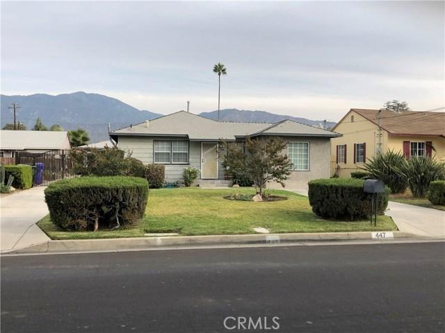 447 Shrode Avenue, Duarte, CA 91010