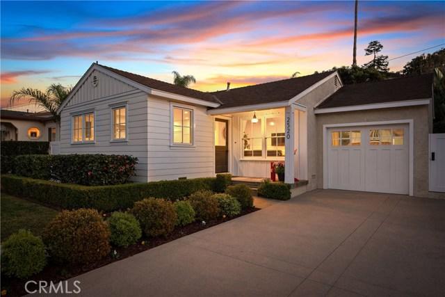 2520 Alvord Lane, Redondo Beach, CA 90278