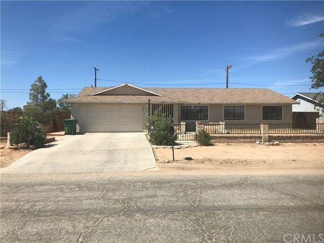 8901 Eucalyptus Avenue, California City, CA 93505