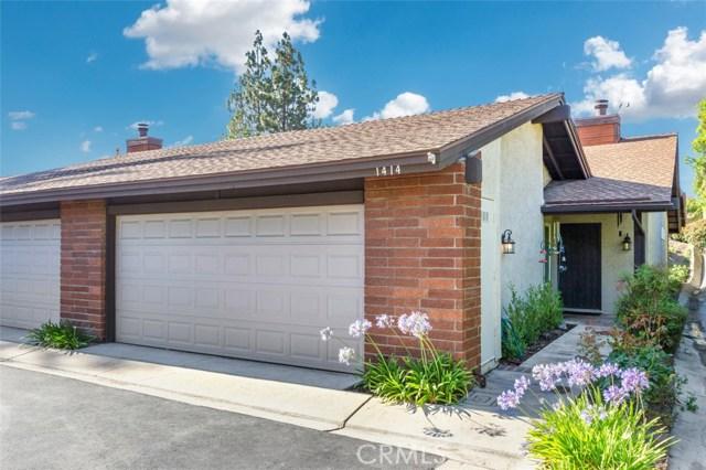 1414 Pinon Place 9, Fullerton, CA 92835