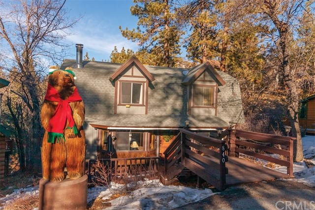 840 Villa Grove Avenue, Big Bear, CA 92314