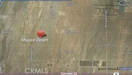 0 Mojave/Sonora Rd Road, Adelanto, CA 92371