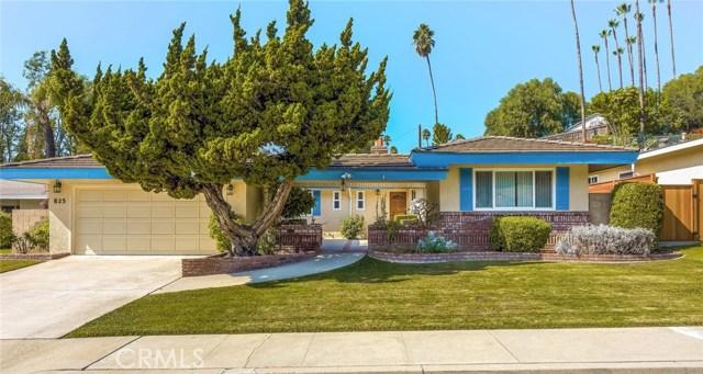 825 Glenhaven Avenue, Fullerton, CA 92832