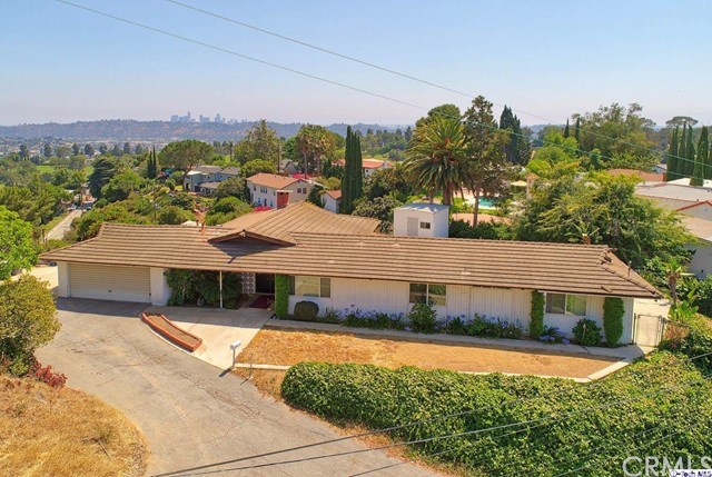 1230 Scenic Drive, Glendale, CA 91205