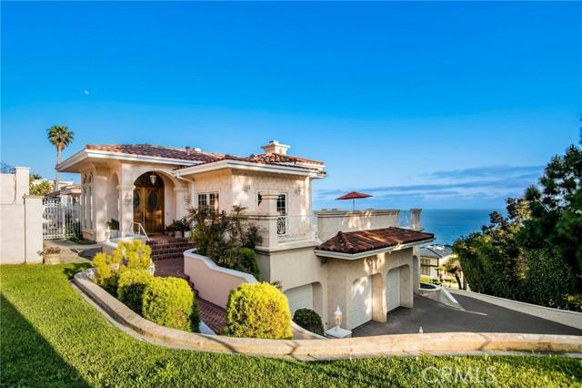 3507 Palo Vista Drive, Rancho Palos Verdes, CA 90275