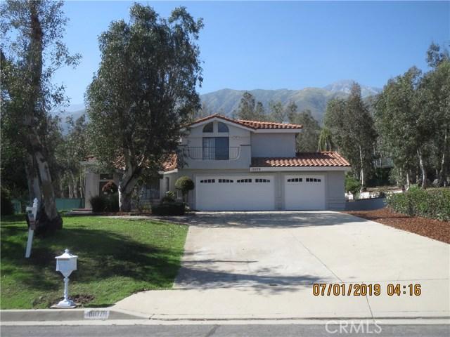 10078 Iron Mountain Court, Rancho Cucamonga, CA 91737
