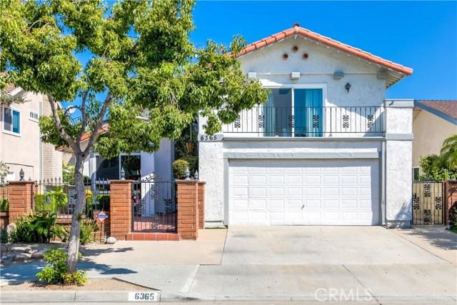 6365 San Andres Avenue, Cypress, CA 90630